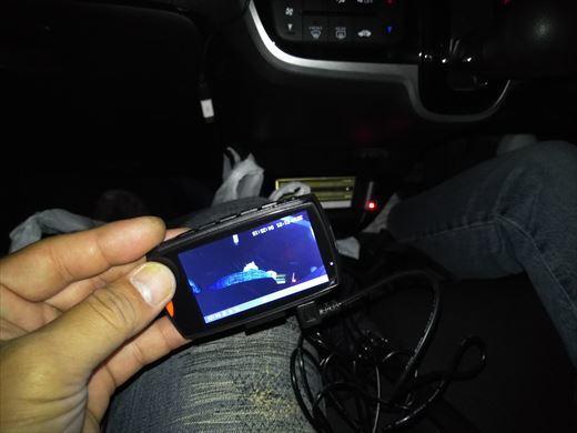 ドライブレコーダー取り付け (6)