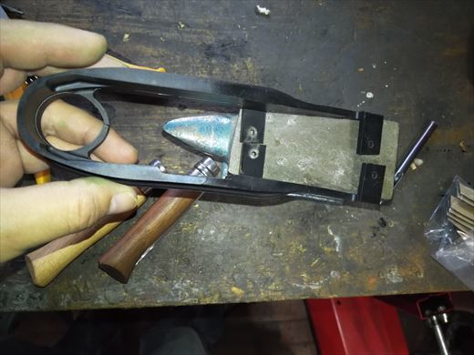 NSR50チェーンスライダー取り付け (16)