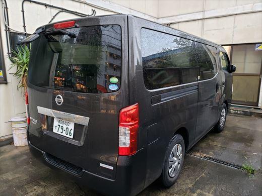 nv350納車 (6)
