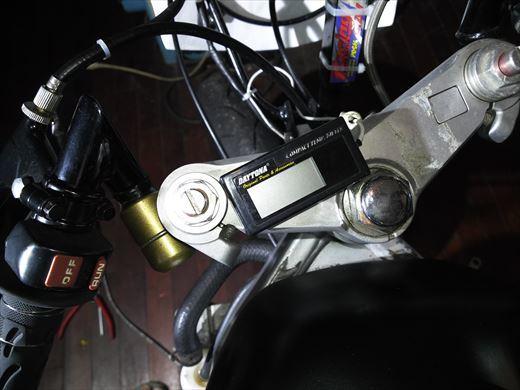NSR50ミッションオイル交換