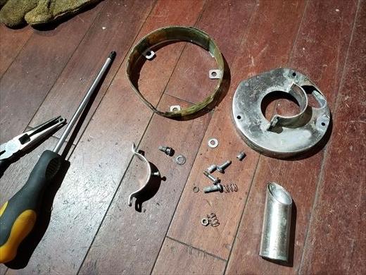 集塵カップ修理 (4)