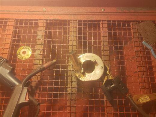 集塵カップ修理 (5)