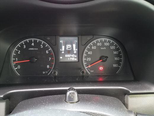 キャラバンの燃費 (1)