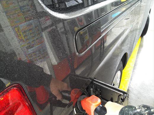 キャラバンの燃費 (2)