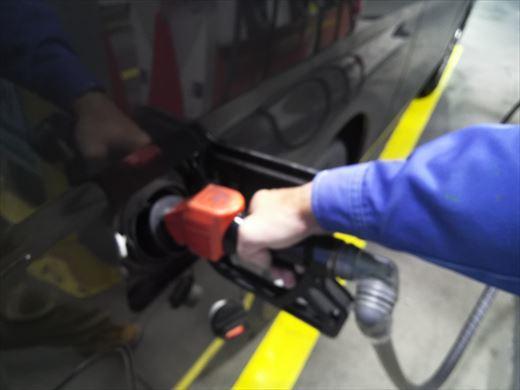 キャラバンの燃費 (11)