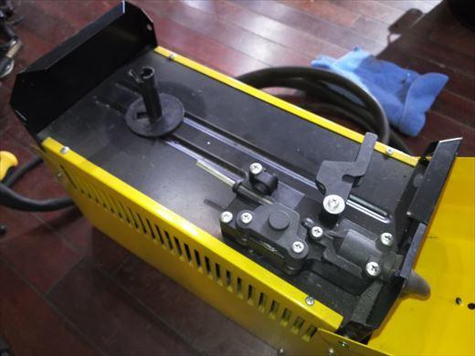 溶接機修理 (5)
