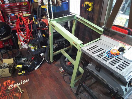 作業台天板変更 (5)