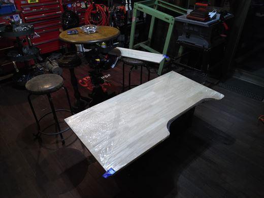 作業台天板変更 (9)