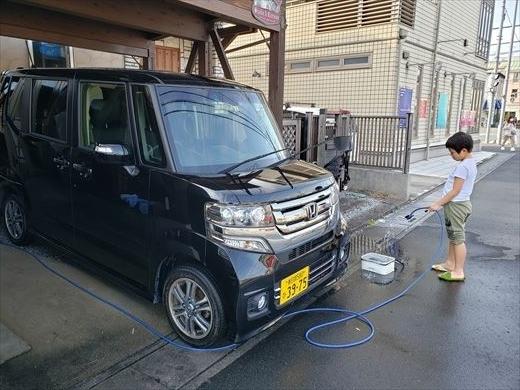 洗車 (5)