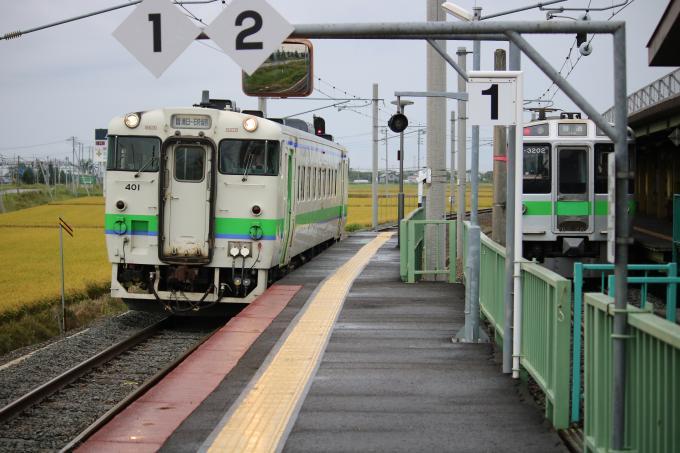 札沼線107
