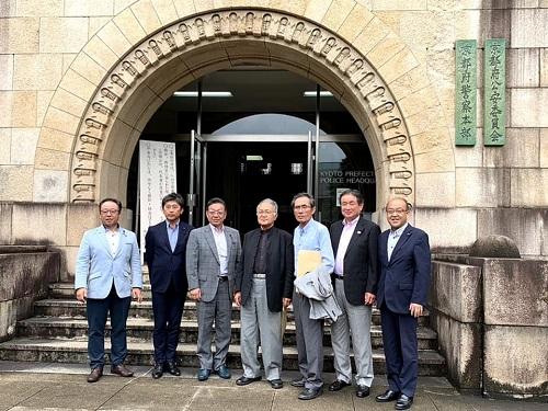 栃木県議会<文教警察委員会>県外調査2日目