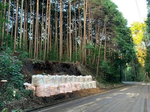 台風19号による被害状況 調査 16日③
