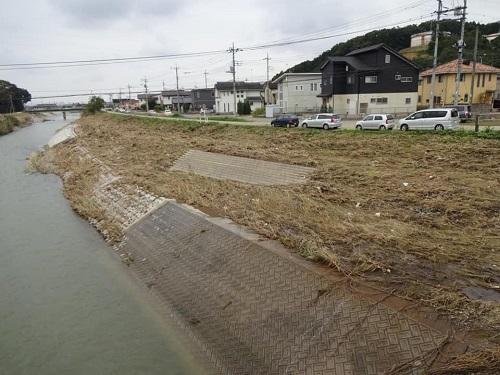 台風19号による被害状況 調査 18日 栃木市12
