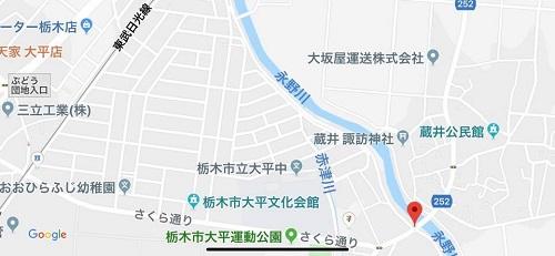 台風19号による被害状況 調査 18日 栃木市22