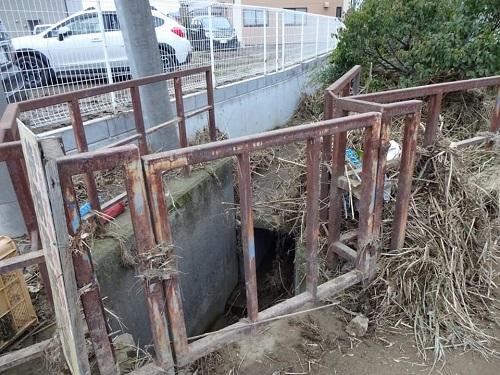 台風19号による被害状況 調査 18日 佐野市③