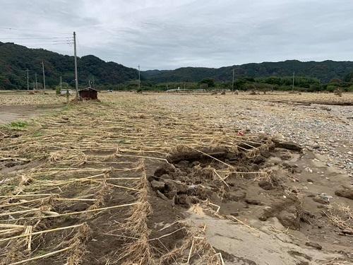 台風19号による被害状況 調査 21日/その4④