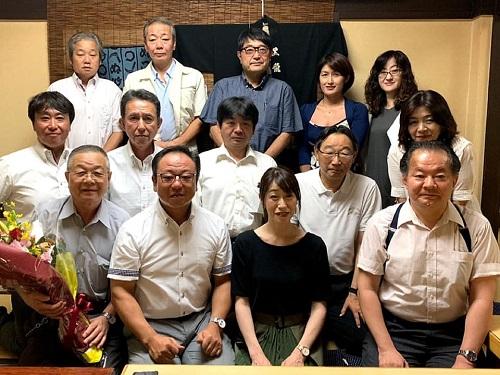 斉藤たかあき後援会<第17回 通常総会>!8月24日①