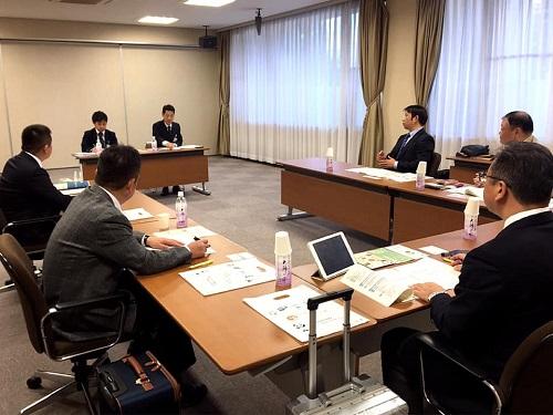 栃木県議会「民主市民クラブ」政務調査へ!③