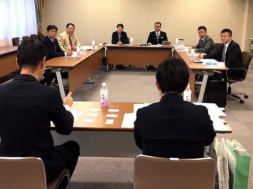 栃木県議会「民主市民クラブ」政務調査へ!④