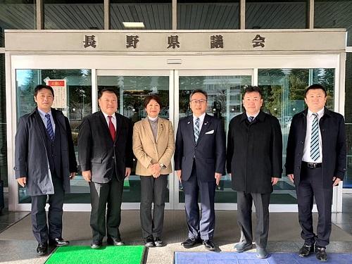 栃木県議会 民主市民クラブ<政務調査 活動>長野県へ!