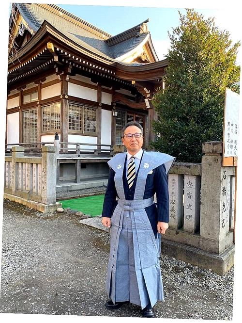 今泉 八坂神社<節分祭>追儺式・福撒き!⑥