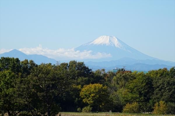 富士山20191120