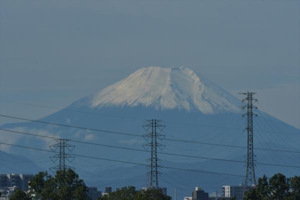 富士山20191026