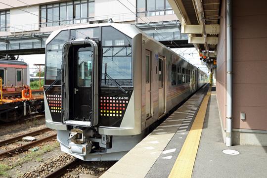GV-E400@新津駅