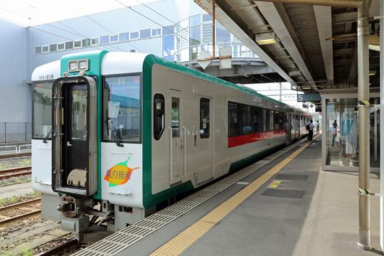 キハ111@新庄駅