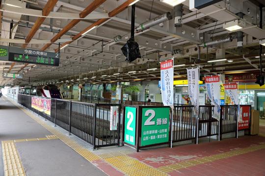 新庄駅1、2番線