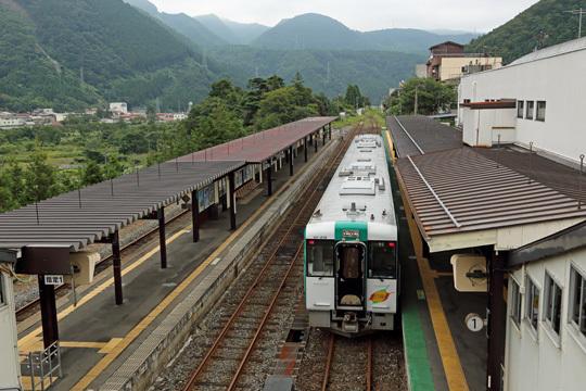 陸羽東線鳴子温泉駅