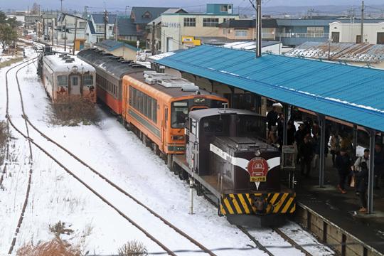 津軽五所川原駅