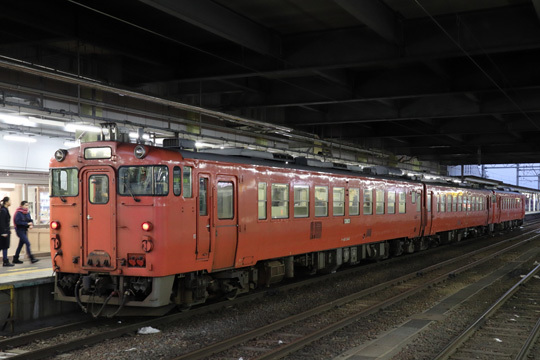 五能線キハ48