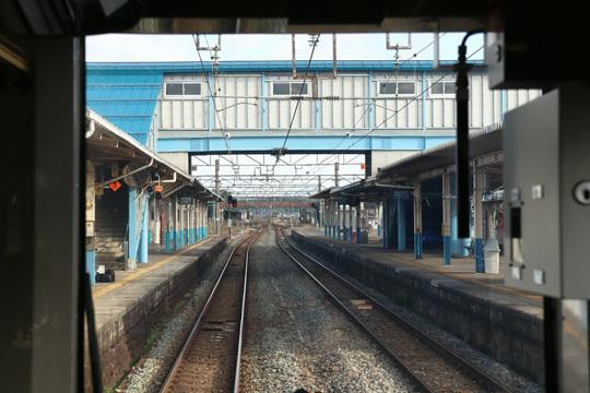 羽越本線坂町駅