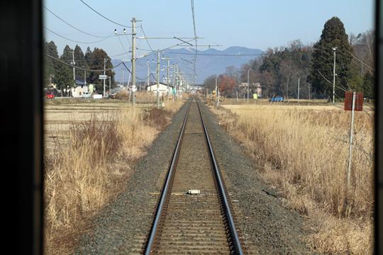 奥羽本線は標準軌