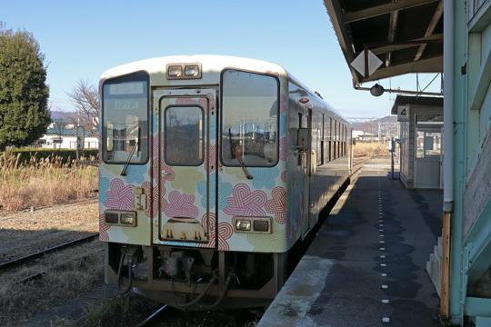 フラワー長井線@赤湯駅