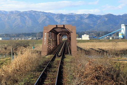 最上川橋りょう
