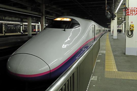 やまびこ156号@大宮駅
