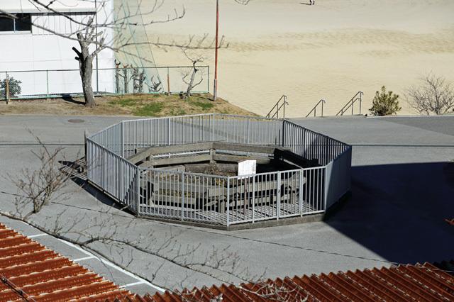 大多喜城二の丸の大井戸