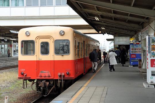 キハ213@五井駅
