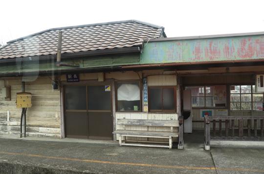 小湊鉄道上総村上駅