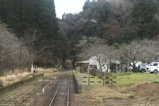 小湊鉄道月崎駅