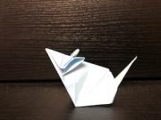 折紙ネズミ2