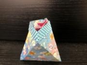 折り紙テトラパック②