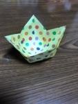 折紙 星容器