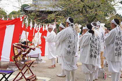 190928総願寺 火渡り式