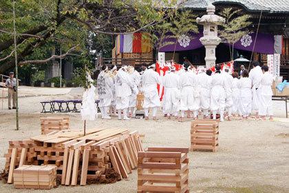 190928総願寺 火渡り式1
