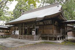 191006蚕養国神社峰張桜⑤