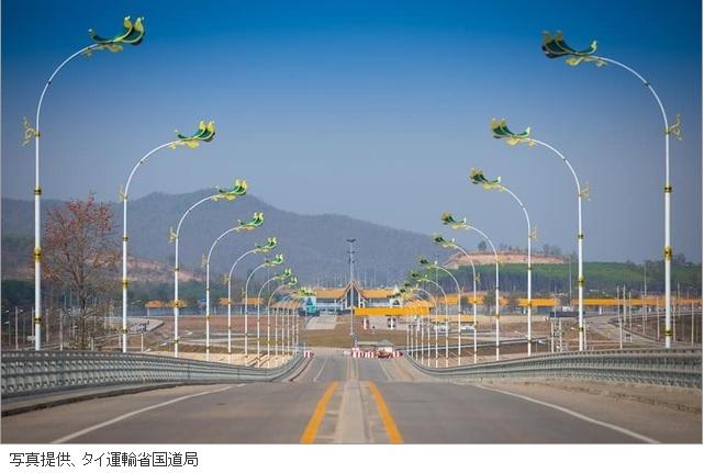 2019-11-1第二タイミャンマー友好橋1