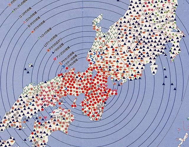 2020-1-13アホバカ分布図